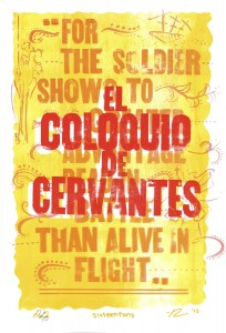 Coloquio de Cervantes Imperial Raspberry Sour Ale