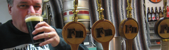 Foggy Noggin founding brewer Jim Jamison