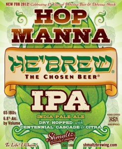 He'Brew Hop Manna IPA