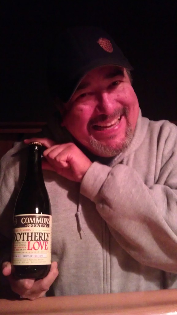 New Salmon Creek Brewpub owner Dave Nunez