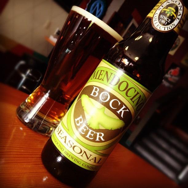 Mendocino Bock Beer