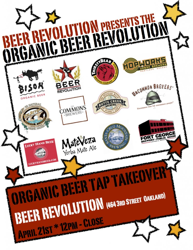 Organic Beer Revolution 
