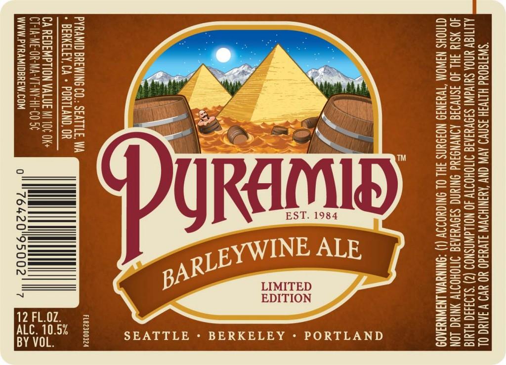 Pyramid Barleywine