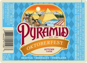 Pyramid Oktoberfest Autumn Lager