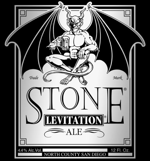Stone Levitation Beer : Session beer day