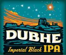 Uinta Dubhe Imperial Black IPA