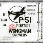 Wingman Brewers P-51 Porter