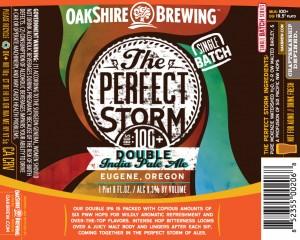 Oakshire The Perfect Storm Double India Pale Ale