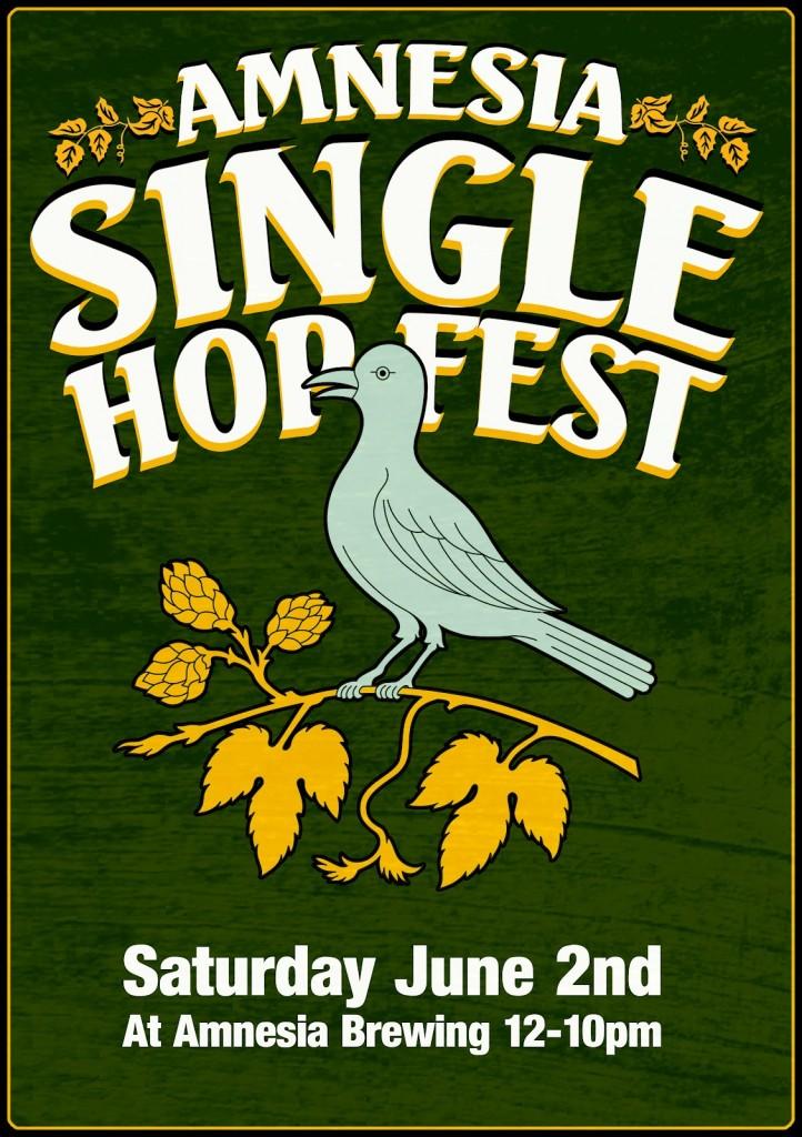 Amnesia 2nd Annual Single Hop Fest