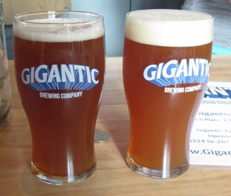 Gigantic Brewing IPA