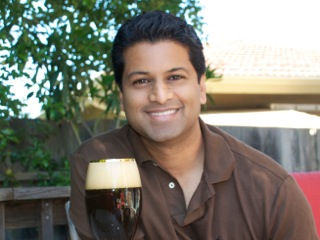 Avanish Vellanki of Independence Brewing Co.