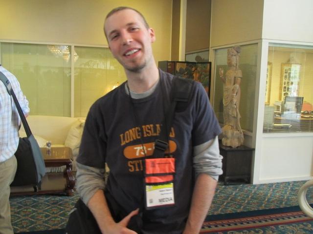 BeerPulse creator Adam Nason