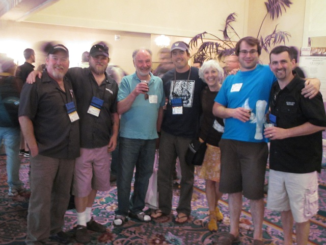 Washington brewers at CBC 2012