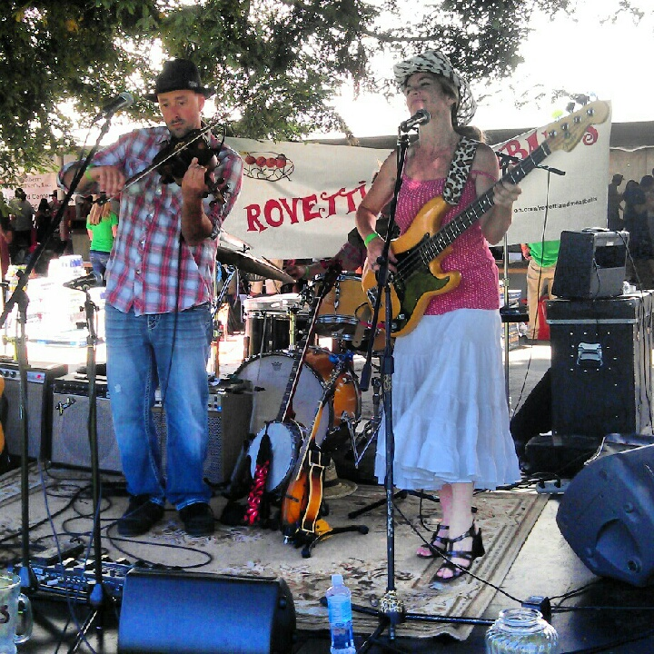 Rovetti and Meatballs performed live at Santa Rosa Brewfest in 2012