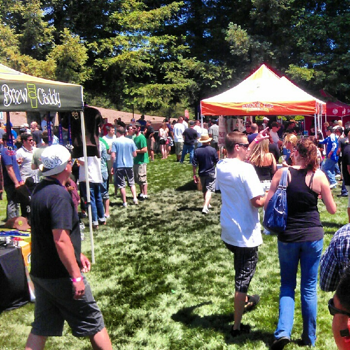 Santa Rosa Brewfest 2012