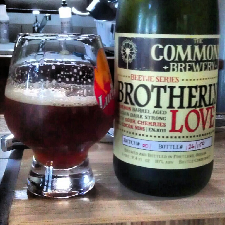 The Commons Brewery's Brotherly Love
