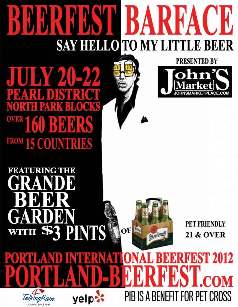 2012 Portland International Beerfest