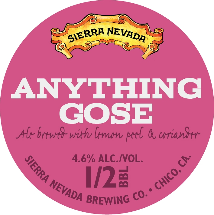 Sierra Nevada Anthything Gose
