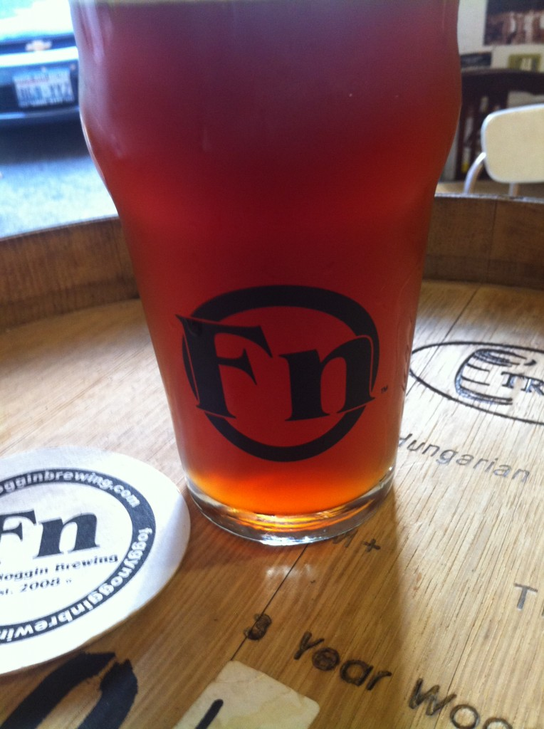 Foggy Noggin Summer Seasonal Rufus English IPA