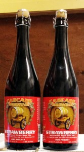 2011 Cascade Strawberry Ale