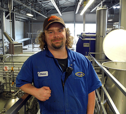 Full Sail Brewer Clinton Wertzbaugher