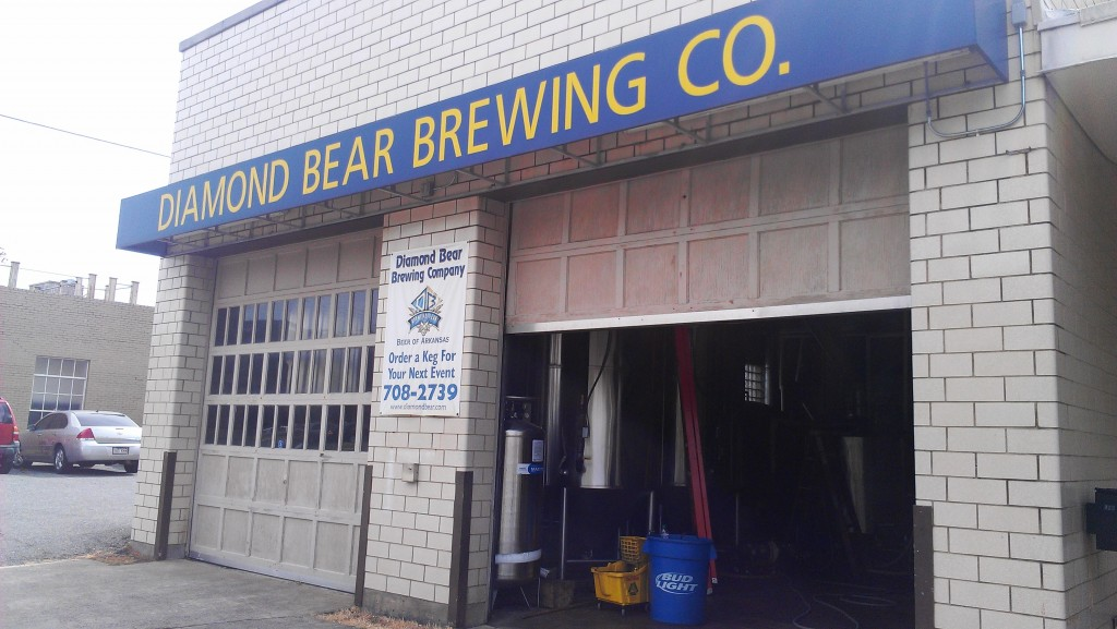 Diamond Bear Brewing Co.