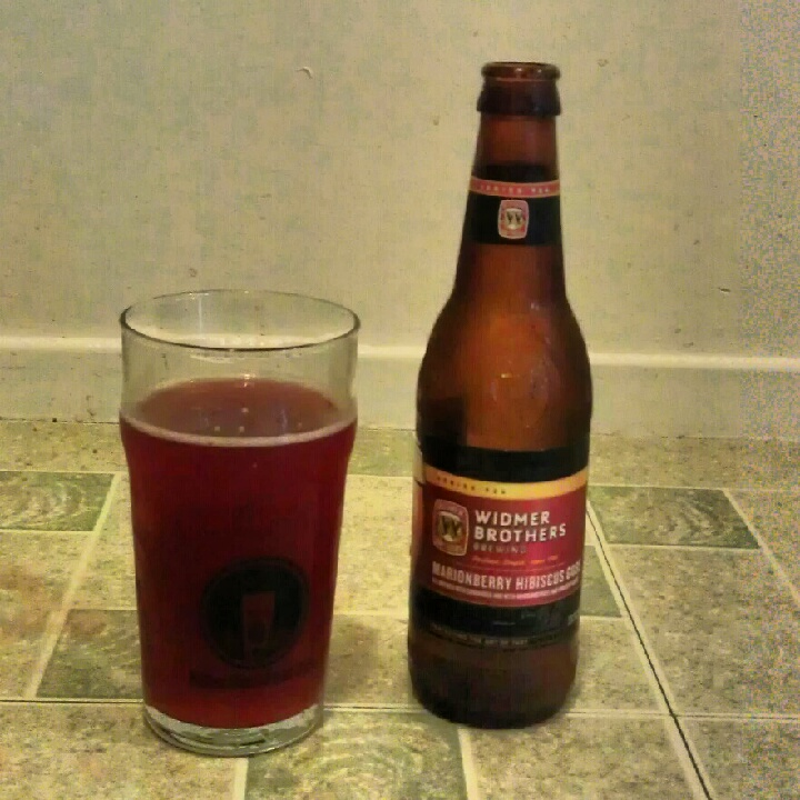 Widmer Brothers Marionberry Gose