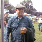 PDX Pipeline's Julian Chadwick at 2012 North American Organic Brewers Fest (NAOBF)