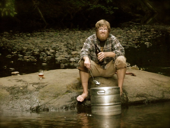 Jason Kahler of Solera Brewery in Parkdale, OR will feature his beers at Belmont Station's Fringe Fest