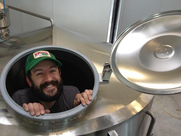 Josh Pfriem of Phriem Family Brewers will have his Hood River brews at Belmont Station's Fringe Fest