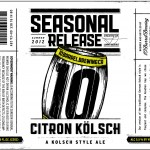 10 Barrel Citron Kolsch