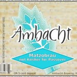 Ambacht Matzobrau - Not Kosher For Passover