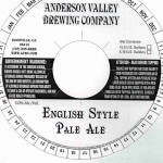 Anderson Valley English Pale Ale (necker)
