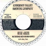 Anderson Valley Huge Arker (necker)