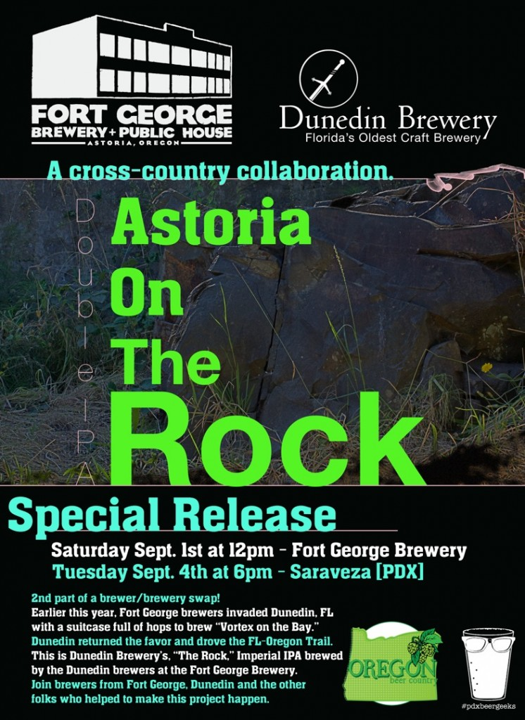 Astoria on The Rock Special Release