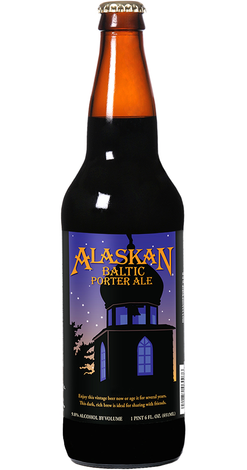 Alaskan Baltic Porter Bottle