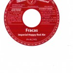 Black Diamond Fracas Imperial Hoppy Red Ale (necker)