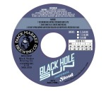 Black Market Black Hole Sun Imperial Stout (necker)