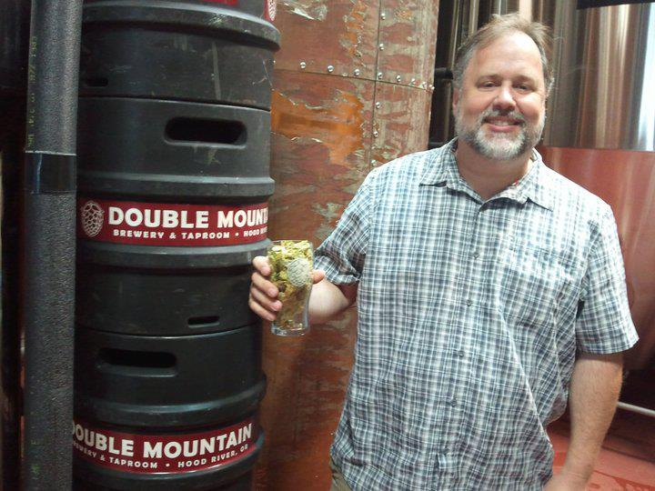 HR Hops Fest Beermaster Charlie says: The aromatics in the fresh hop beers are quiet fragile and subject to changing even in the keg or bottle. Most brewers suggest tapping and drinking fresh hop beers immediately, before the more delicate aspects fade.