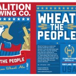 Coalition Wheat The People American Wheat Ale