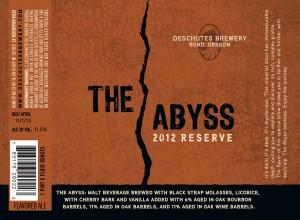 Deschutes 2012 The Abyss