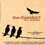 Deschutes The Dissident 2012 Reserve