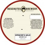 Deschutes Spencer's Gold (necker)