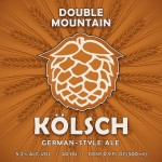 Double Mountain Kolsch German-style Ale