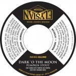 Elysian Dark O'The Moon Pumpkin Stout (necker)