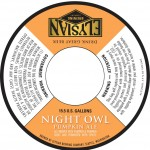 Elysian Night Owl Pumpkin Ale (necker)