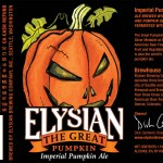 Elysian The Great Pumpkin Imperial Pumpkin Ale