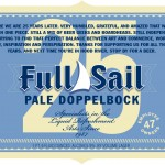 Full Sail 25 Pale Doppelbock