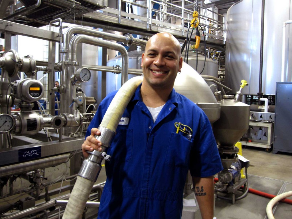 Full Sail Brewer Jason Munoz