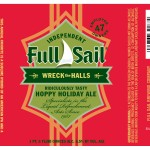 Full Sail Wreck the Halls Hoppy Holiday Ale